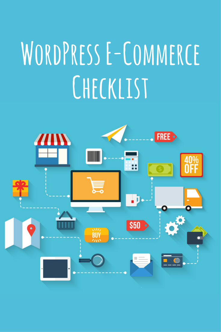 WordPress Ecommerce Checklist